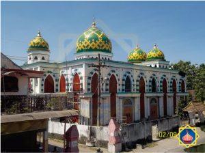 Kubah Masjid Kesamben Jombang Jatim